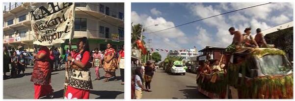 Festivals in Tonga