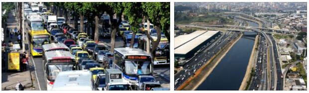 Transportation in Brazil